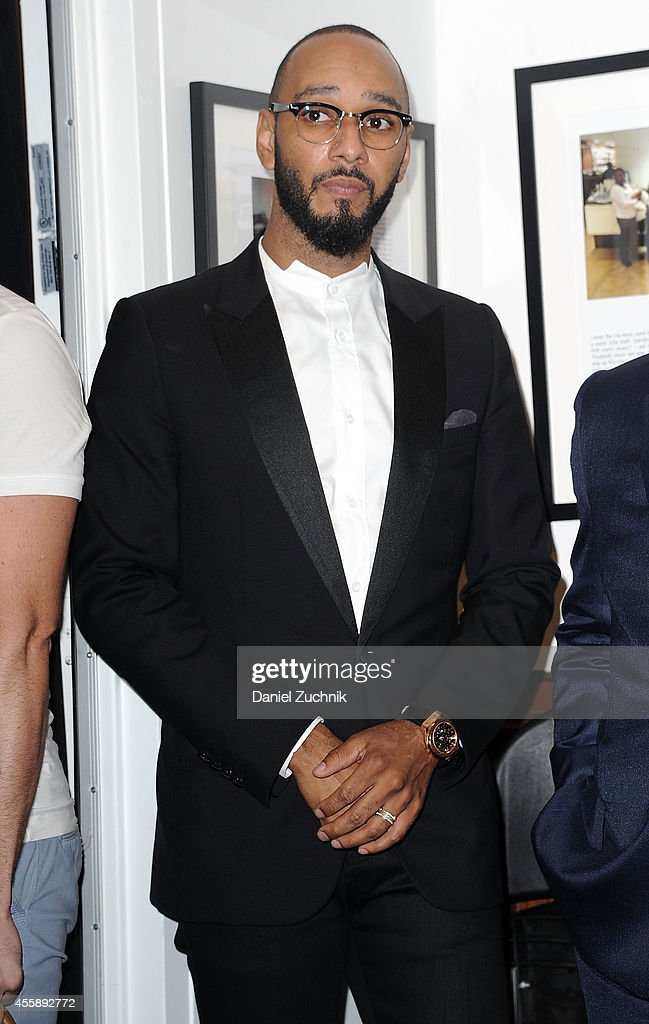 Rapper Swizz Beatz attends the 2014 Social Good Summit at 92Y on September 21 2014 in New York City