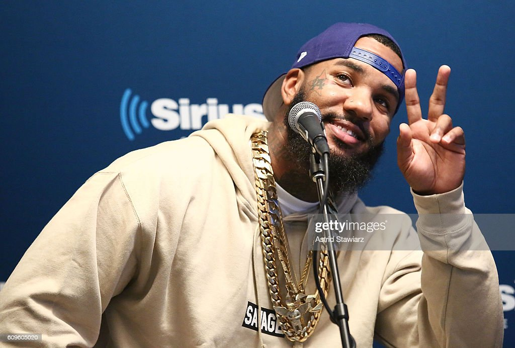 The Game Visits SiriusXM