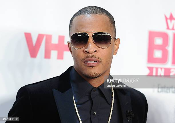 Rapper TI attends the VH1 Big In 2015 with Entertainment Weekly Awards at Pacific Design Center on November 15 2015 in West Hollywood California