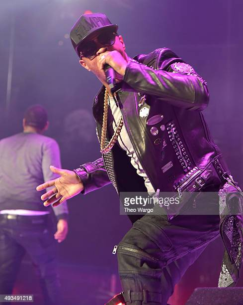 Rapper TI performs onstage during TIDAL X 1020 Amplified by HTC at Barclays Center of Brooklyn on October 20 2015 in New York City