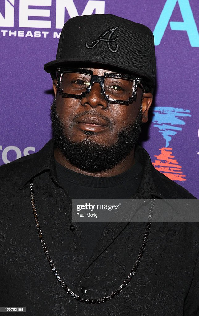 Rapper <a gi-track='captionPersonalityLinkClicked' href=/galleries/search?phrase=T-Pain&family=editorial&specificpeople=1223407 ng-click='$event.stopPropagation()'>T-Pain</a> attends the OurTime.org Hosts Inaugural Youth Ball on January 19, 2013 in Washington, DC.