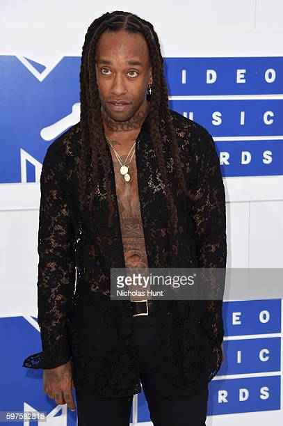 Rapper Ty Dolla Sign attends the 2016 MTV Video Music Awards at Madison Square Garden on August 28 2016 in New York City