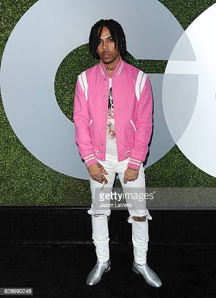 Rapper Vic Mensa attends the GQ Men of the Year party at Chateau Marmont on December 8 2016 in Los Angeles California
