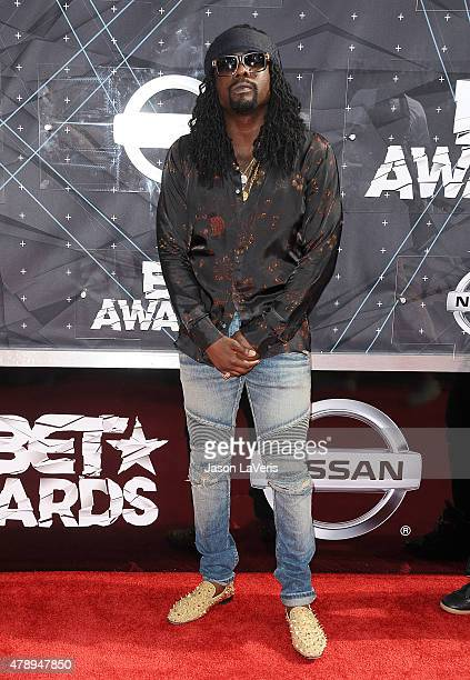 Rapper Wale attends the 2015 BET Awards at the Microsoft Theater on June 28 2015 in Los Angeles California