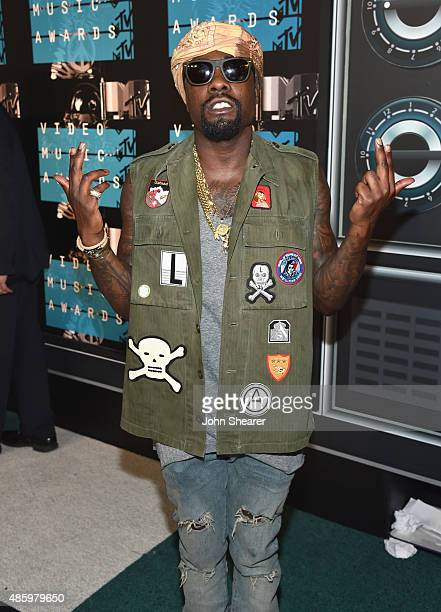Rapper Wale attends the 2015 MTV Video Music Awards at Microsoft Theater on August 30 2015 in Los Angeles California