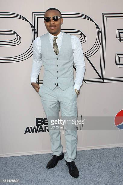 Rapper/actor Bow Wow attends 'PRE' BET Awards Dinner at Milk Studios on June 28 2014 in Hollywood California