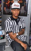 Rapper/actor Bow Wow promotes 'Lottery Ticket' at Foot Locker Herald Square on August 16 2010 in New York City
