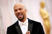 Rapper/actor Common attends the 87th Annual Academy Awards at Hollywood Highland Center on February 22 2015 in Hollywood California