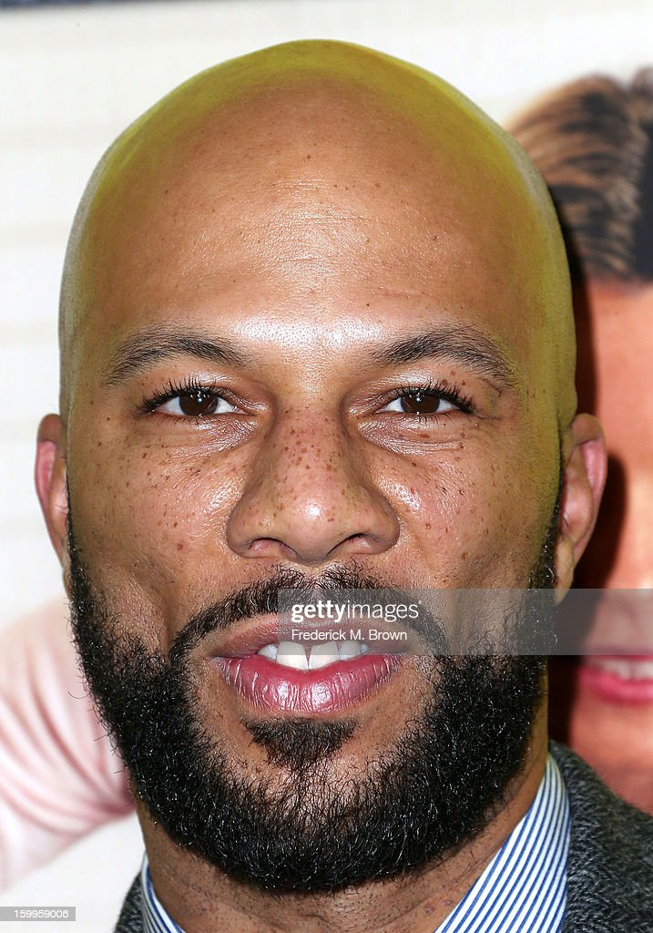 Rapper/actor Common attends the Premiere Of Relativity Media's 'Movie 43' at the TCL Chinese Theatre on January 23, 2013 in Hollywood, California.