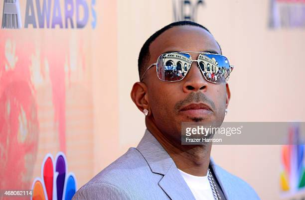 Rapper/actor Ludacris attends the 2015 iHeartRadio Music Awards which broadcasted live on NBC from The Shrine Auditorium on March 29 2015 in Los...