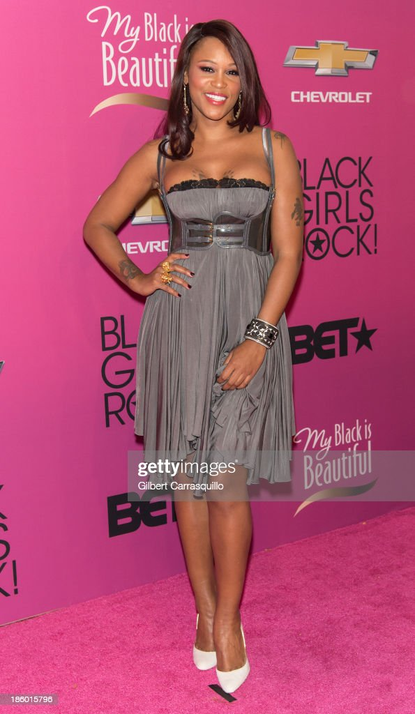 Black Girls Rock! 2013 - Arrivals