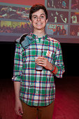 Rapper/Poet George Watsky attends Get Lit Presents The 2nd Annual Classic Slam at Orpheum Theatre on April 27 2013 in Los Angeles California