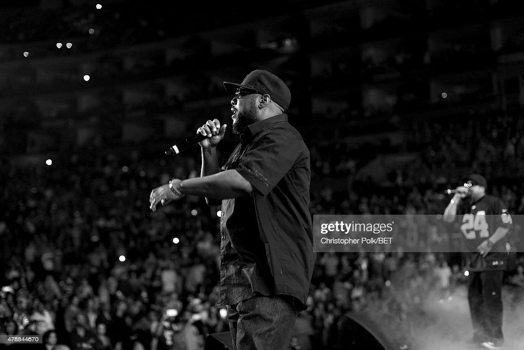 2015 BET Experience - Ice Cube, Kendrick Lamar, Snoop Dogg, Schoolboy Q, Ab-Soul, Jay Rock