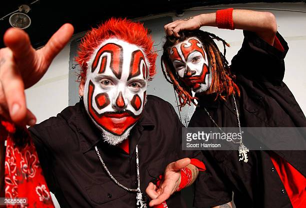 Insane Clown Posse Stock Photos and Pictures | Getty Images