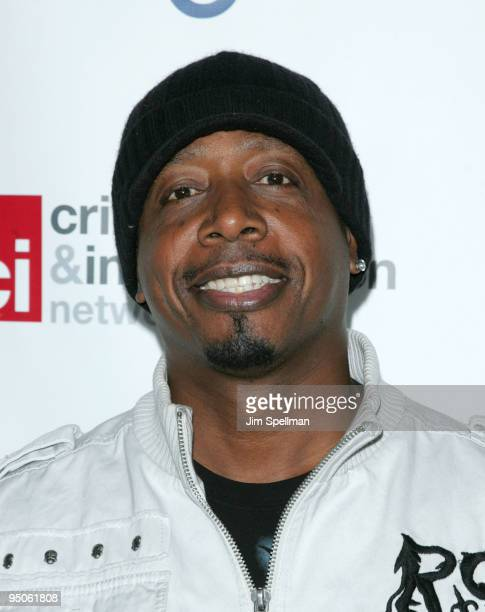 Rapper/TV personality MC Hammer attends AE Television Networks' 25th Anniversary celebration at The Rainbow Room on May 14 2009 in New York City