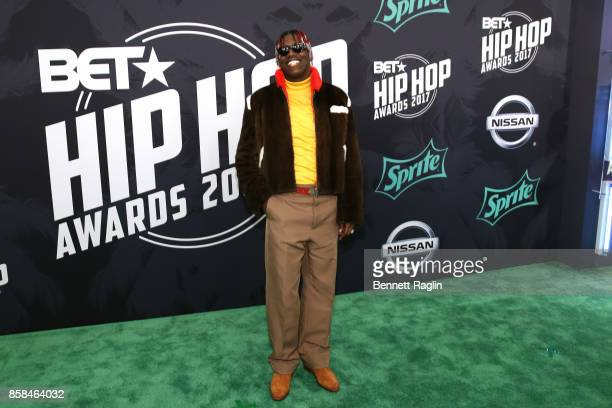 Rappper Lil Yachty attends the BET Hip Hop Awards 2017 at The Fillmore Miami Beach at the Jackie Gleason Theater on October 6 2017 in Miami Beach...