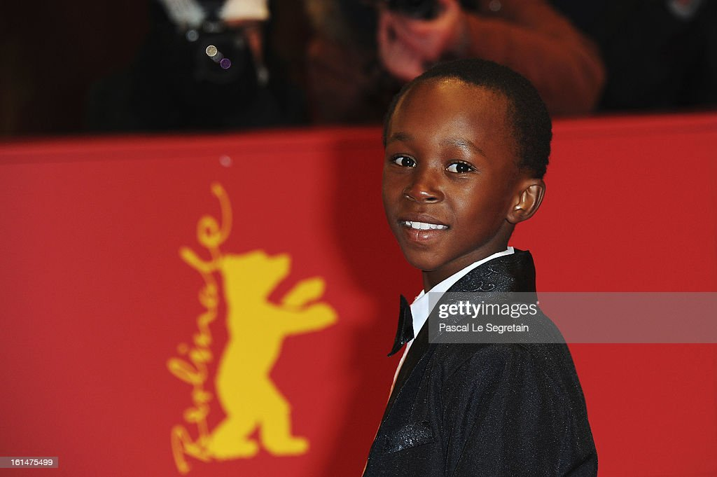 Rapule Hendricks attends the 'Layla Fourie' Premiere during the 63rd Berlinale International Film Festival at the Berlinale Palast on February 11, 2013 in Berlin, Germany.