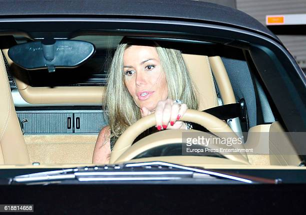 Raquel Bernal is seen on September 19 2016 in Madrid Spain
