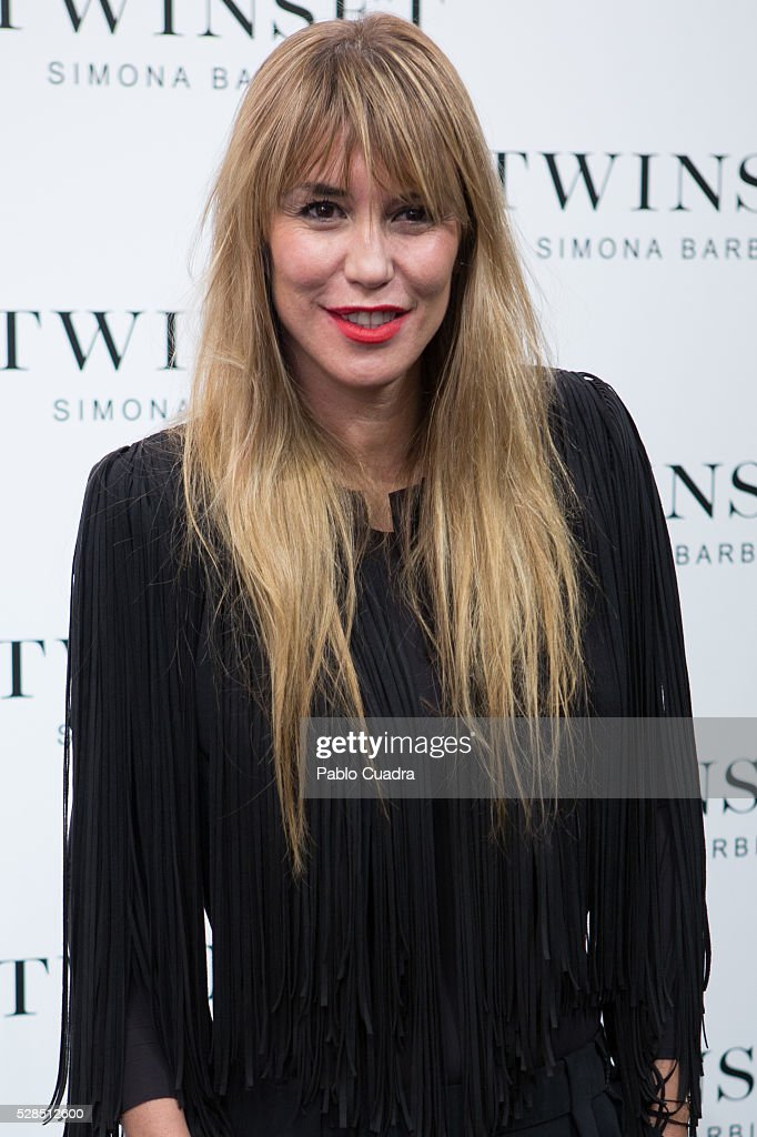 Raquel Merono attends the 'Twin Set' fashion event on May 05 2016 in Madrid Spain