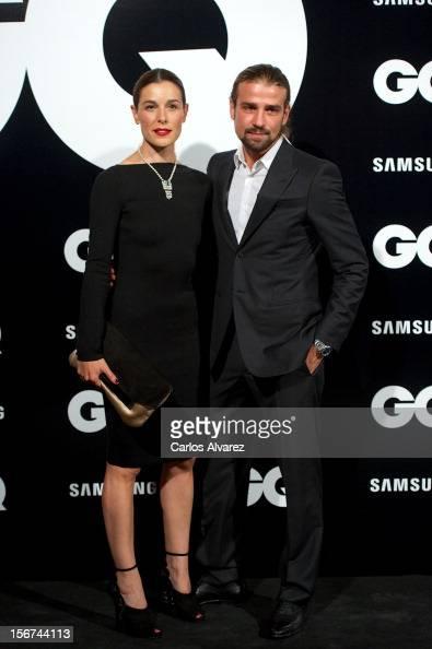 Raquel Sanchez Silva and husband...