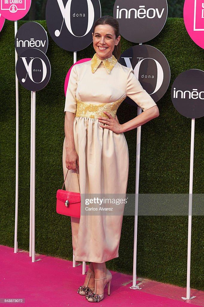 Raquel Sanchez Silva attends 'Yo Dona' International awards on June 27, 2016 in Madrid, Spain.