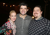 NY: Celebrities Visit Broadway - January 25, 2020