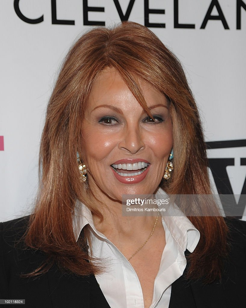Raquel Welch attends the 'Hot in Cleveland' premiere at the Crosby Street Hotel on June 14, 2010 in New York City.