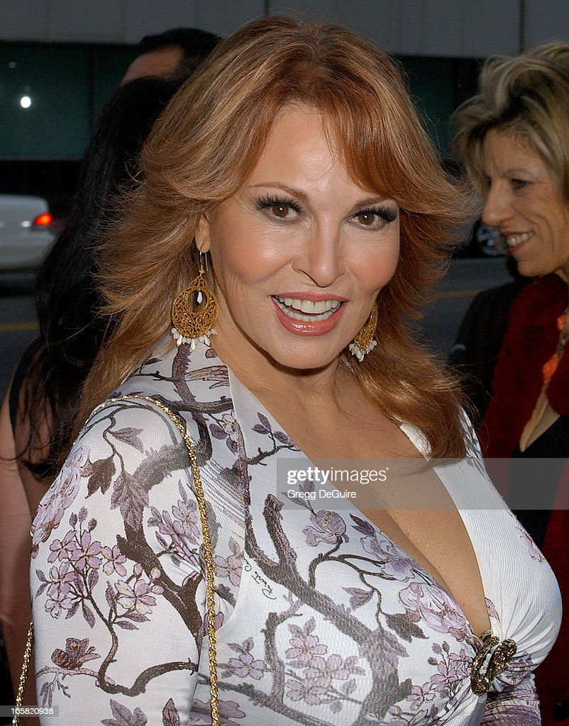 <a gi-track='captionPersonalityLinkClicked' href=/galleries/search?phrase=Raquel+Welch&family=editorial&specificpeople=203311 ng-click='$event.stopPropagation()'>Raquel Welch</a> during 'Hollywoodland' Los Angeles Premiere - Arrivals at Academy Theatre in Beverly Hills, California, United States.