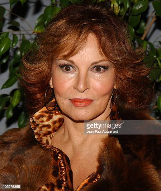 Raquel Welch during 'The Life Aquatic with Steve Zissou' Los Angeles Screening at Harmony Gold Theater in Hollywood California United States
