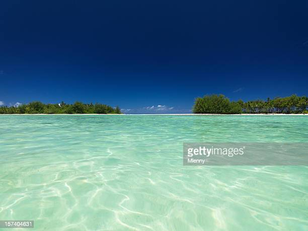Rarotonga Cook Islands Muri Beach