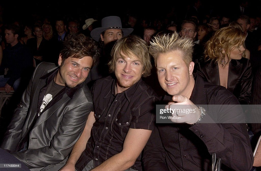 Rascal Flatts during 39th Annual Academy of Country Music Awards - Backstage and Audience at Mandalay Bay Resort and Casino in Las Vegas, Nevada, United States.