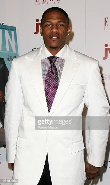 Rashad McCants arrives at the Haven360 Upon Magazine and BMW Celebrate 'Precious' at Andaz Hotel on March 4 2010 in West Hollywood California