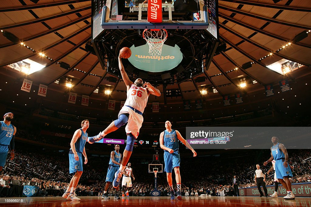 <a gi-track='captionPersonalityLinkClicked' href=/galleries/search?phrase=Rasheed+Wallace&family=editorial&specificpeople=201483 ng-click='$event.stopPropagation()'>Rasheed Wallace</a> #36 of the New York Knicks drives to the basket during the game on November 9, 2012 at Madison Square Garden in New York City.