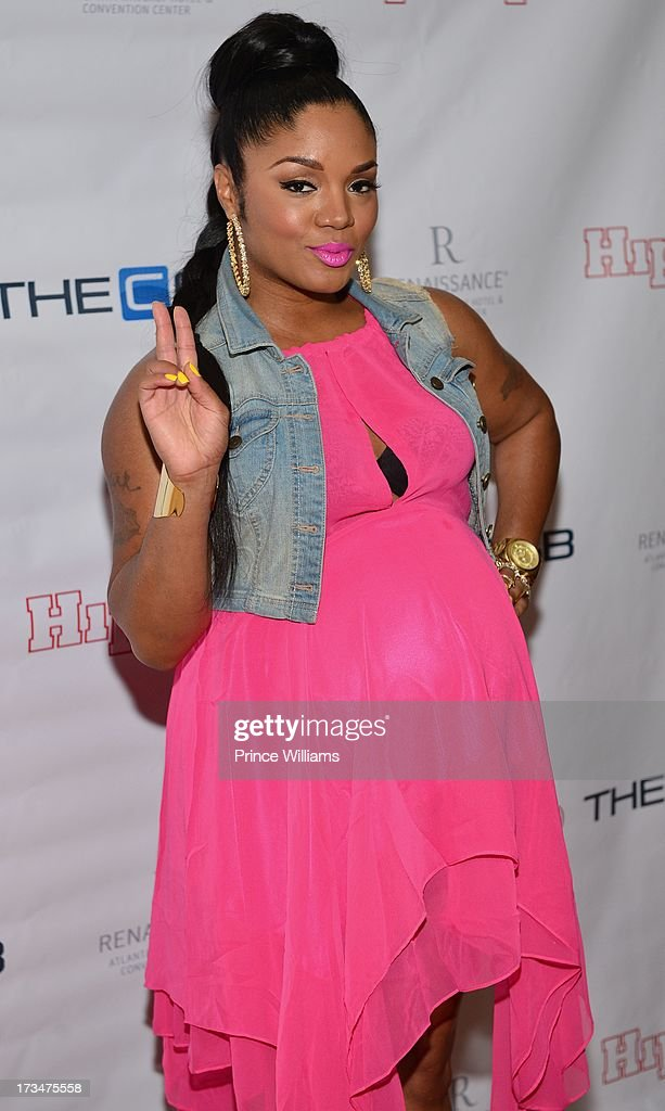 Rasheeda attends the Style Experience hosted By Cynthia Bailey, Rasheeda and Kirk Frost And Benzino at Cobb Galleria Renaissance on July 14, 2013 in Atlanta, Georgia.