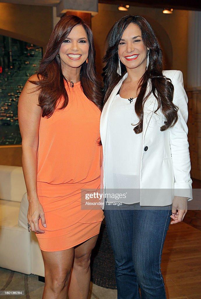 "Telemundo's ""Un Nuevo Dia"" Morning Show Kicks Off New Season"