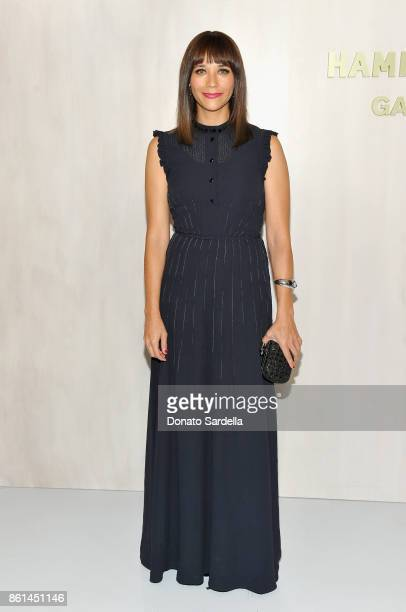 Rashida Jones at the Hammer Museum 15th Annual Gala in the Garden with Generous Support from Bottega Veneta on October 14 2017 in Los Angeles...