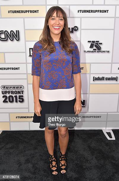 Rashida Jones attends the Turner Upfront 2015 at Madison Square Garden on May 13 2015 in New York City 25201_002_TW_0331JPG