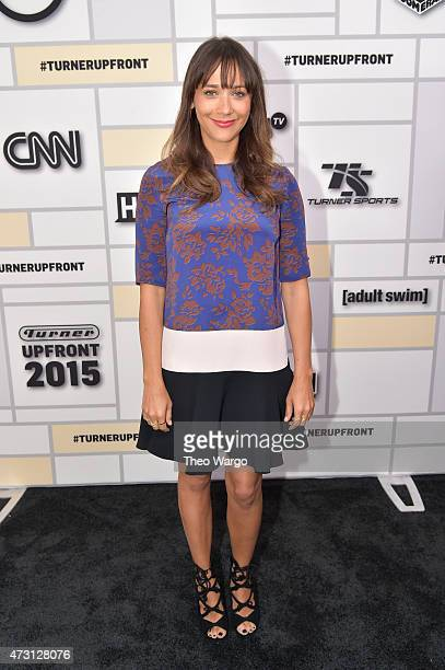 Rashida Jones attends the Turner Upfront 2015 at Madison Square Garden on May 13 2015 in New York City 25201_002_TW_0327JPG