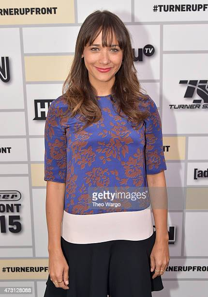 Rashida Jones attends the Turner Upfront 2015 at Madison Square Garden on May 13 2015 in New York City 25201_002_TW_0335JPG