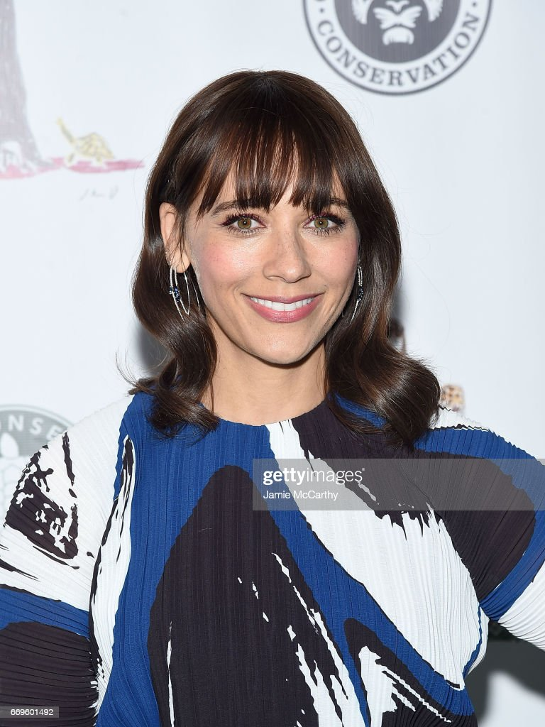 Rashida Jones attends The Turtle Conservancy's Fourth Annual Turtle Ballat The Bowery Hotel on April 17, 2017 in New York City.