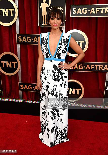 Rashida Jones attends TNT's 21st Annual Screen Actors Guild Awards at The Shrine Auditorium on January 25 2015 in Los Angeles California 25184_016