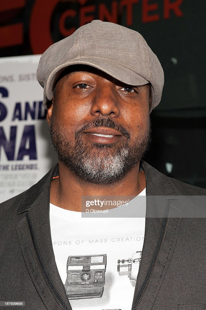 Rashidi Harper attends the 'Venus And Serena' screening at IFC Center on May 2, 2013 in New York City.