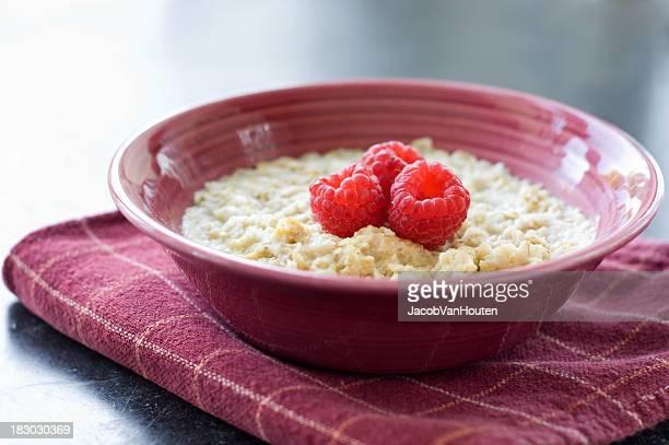 Raspberry Oatmeal