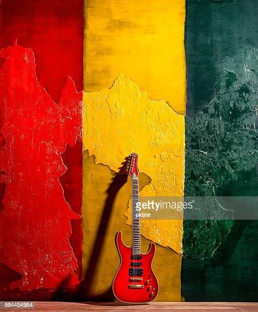 Rasta reggae music, Jamaica