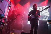 Ratatat performs on stage during the Capitol Hill Block Party on July 26 2015 in Seattle Washington