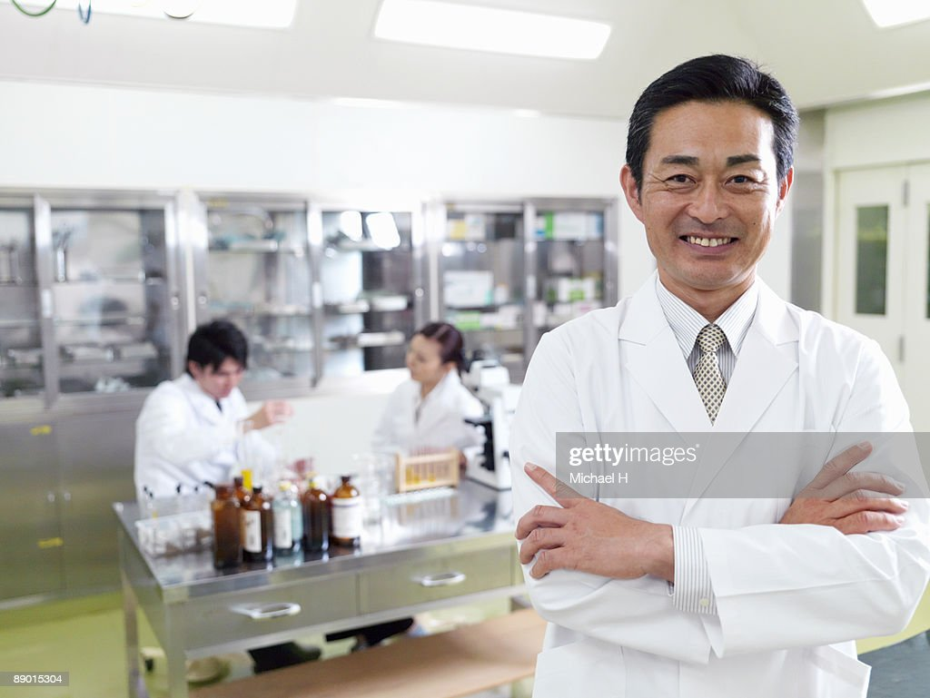 A rather old man scholar : Stock Photo