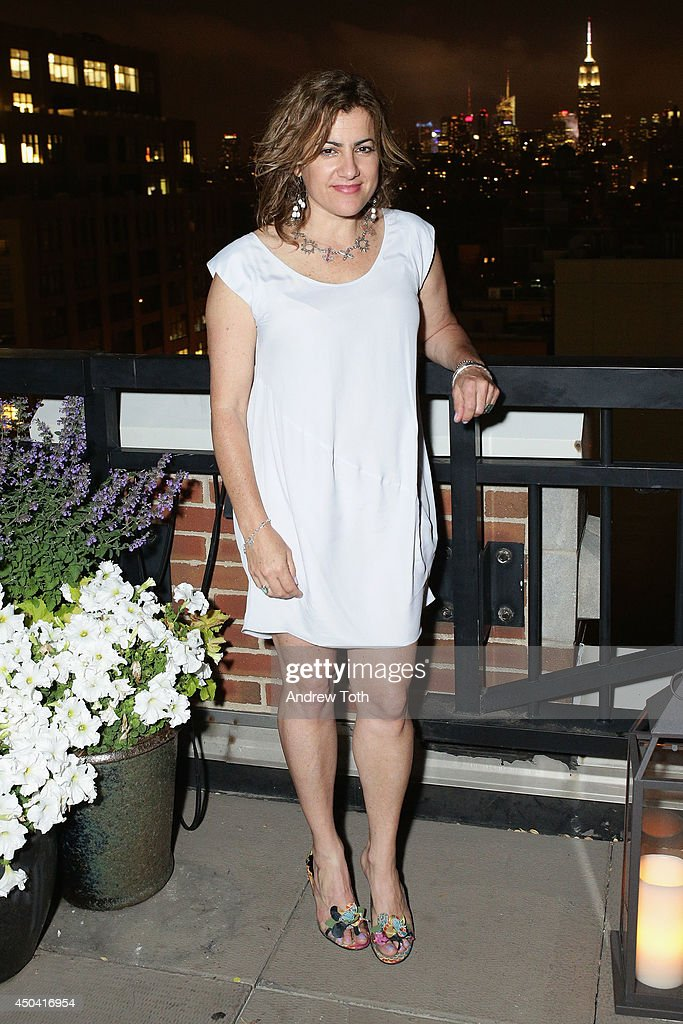 Rational Animal founder Susan Brandt attends Jamie Hince's 'Echo Home' Exhibition Opening after party at Soho Grand Hotel on June 10, 2014 in New York City.