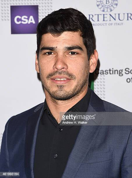 Raul Castillo attends the 30th Annual Artios Awards at 42West on January 22 2015 in New York City