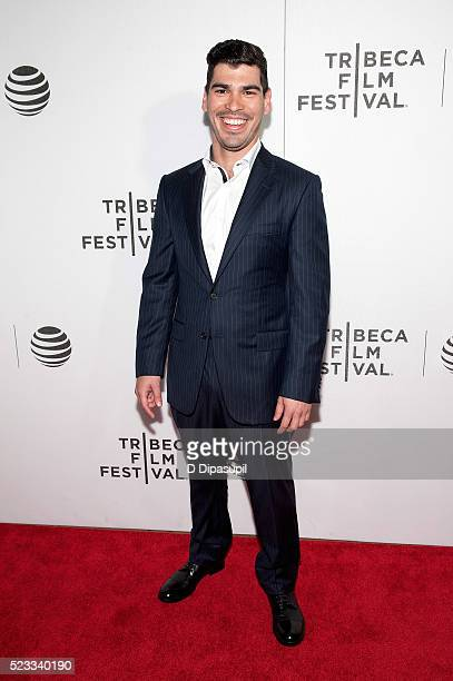 Raul Castillo attends Tribeca Talks After the Movie 'Special Correspondents' during the 2016 Tribeca Film Festival at John Zuccotti Theater at BMCC...
