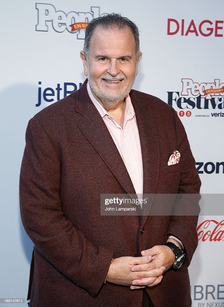 Raul De Molina attends 4th Annual People en Espanol Festival at Jacob Javitz Center on October 17, 2015 in New York City.